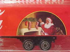Kenworth Coca-Cola Xmas Christmas Truck 1/87 H0 Diecast Germany 2003 MOC