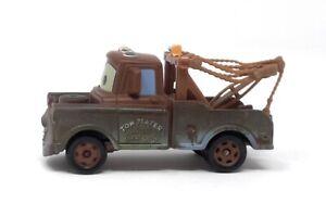 Tomica Modelcar DieCast No. C04 Disney Pixar Cars Mater Recovery Vehicle Takara