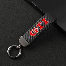 4S  Car Key Chain Rotating Horseshoe Rings For VW GOLF GTI POLO 205 GTI