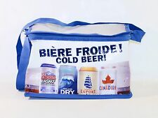 Molson Canadian Series Beer Insulated Bag Cooler Bag Promotion Bag Lunch Bag
