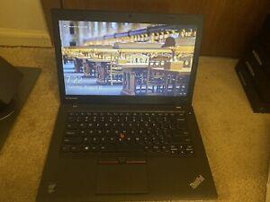 Lenovo ThinkPad T450 Ultrabook Core i5-vPro 2.30GHz/8GB/500GB Windows 10 Pro