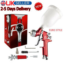 Devilbiss GFG PRO RED 1.4mm HVLP Professional Nozzle Spray Gun Painted Vehicle
