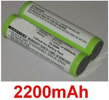 Battery 2200mAh type BST200 For BOSCH AGS 7.2 Li, CISO, ISO, IXO, PKP 7.2 Li