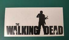 Walking Dead Daryl Standing Ipad/Laptop/Car/Van/Bike/Window Vinyl Decal Sticker