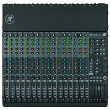 Mackie 1604VLZ4 16-Ch 4-Bus Compact Analog Recording Mixer w/Onyx Preamps