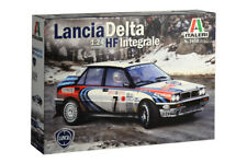 Lancia Delta HF Integrale Rally Biasion 1:24 Model Kit Bausatz Italeri 3658