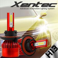 2X H13 9008 LED Headlight Bulbs Kit Hi/Lo 600W 60000LM Lamp Replace Xenon 6000K