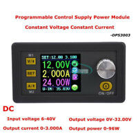 32V/3A Programmable Step-down Power Supply Module Adjustable Output Digital
