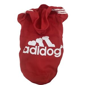 Adidog RED dog sweater new package size 8XL B3