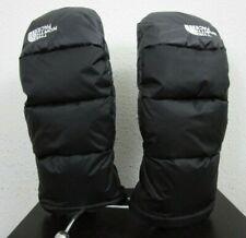 NWT Mens S-M-XL North Face Nuptse Mitt 550-Down Mitten Winter Gloves TNF Black