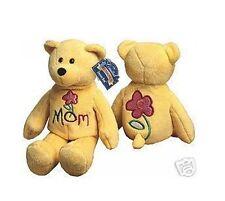 "Mom Plush Collectible Stuffed 9""  Bear - Love 'Ya Mom  Limited Treasures"