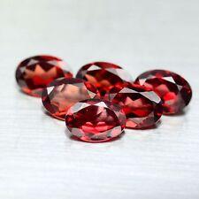 TOP GARNET LOT : 5,56 Ct Natürlicher Rosa Rot  Pyrop Granat aud Mosambik
