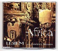 Lesiem Maxi-CD Africa - 3-track CD - mit Jäcki Reznicek von Silly & ex Pankow
