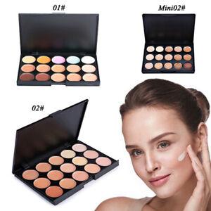 15 Color Contour Cream Concealer Kit Neutral Makeup Contouring Palette AU Stock