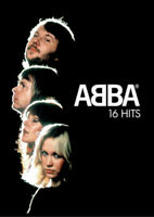 ABBA: 16 Hits DVD (2006) ABBA cert E ***NEW*** FREE Shipping, Save £s