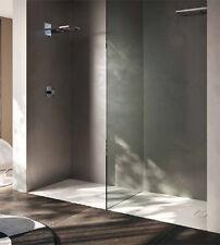 Piatto doccia 80x100 1°scelta rettangolare in resina termoformata effetto pietra