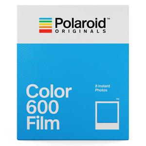 Polaroid 600 Colour Instant Film For Polaroid 600 Type Cameras
