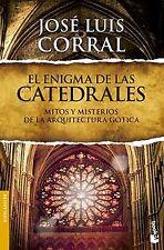El enigma de las catedrales. NUEVO. Nacional URGENTE/Internac. económico. NARRAT