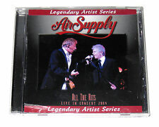 CD: Air Supply - All The Hits Live in Concert 2004, Masters All Out of Love Lost