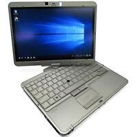 "HP EliteBook 2740p 12"" Core i7-M620 2.67GHz 80GB SSD 4GB Tablet TS NO OS"
