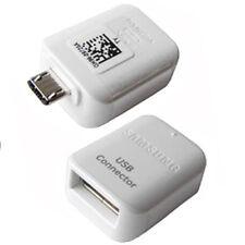 "Micro USB to USB Adapter OTG Connector Samsung Galaxy Tab S 10.5"" SM-T800 SMT805"