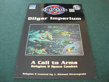 BABYLON 5 DILGAR IMPERIUM A CALL TO ARMS RPG