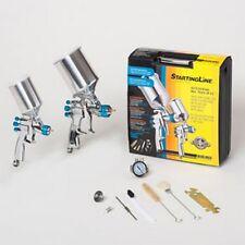 StartingLine HVLP Automotive Spray Painting and Detail Spraying Kit DEV-802342