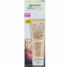 Garnier SkinActive BB Cream 5-in-1 Miracle Perfector Anti-Aging SPF Light Medium