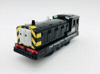Mavis Thomas & Friends Tank Trackmaster Motorized Train Engine 2009 Mattel Works