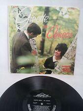 GINETTE RENO - EN AMOUR - RARE 1965 COLLECTIBLE LP - APEX RECORDS ALF-1580