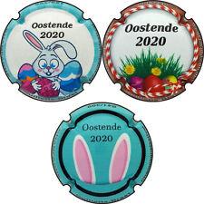 GUILLETTE-BREST - Oostende 2020 - Pâques - 300ex.