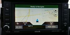 JEEP LIBERTY DODGE NITRO MYGIG RHB 430N HIGH SPEED NAVIGATION GPS RADIO SAT OEM