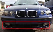 BMW Neuf D'Origine 3 E46 Compact Pare Choc avant Bas Center Calandre Protection