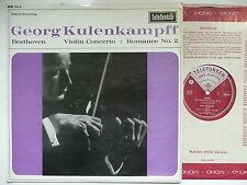 KULENKAMPFF PLAYS BEETHOVEN VIOLIN CONCERTO & ROMANCE NO 2 TELEFUNKEN GMA 96