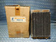 1970-1976 Dodge Dart Plymouth Duster Valiant Scamp NORS Heater Core 72 74 #94504