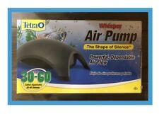 Tetra Whisper Air Pump For 30-60 Gallon Aquariums