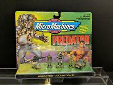 PREDATOR MICRO MACHINES THERMOGRAPHIC DUTCH FIGURE