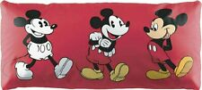 New Red Disney Mickey Mouse Body Pillow Cover Case 20 x 54 in