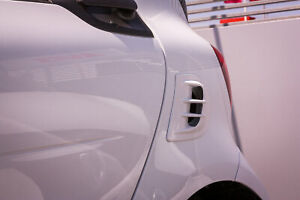Side Air Scoope Smart Fortwo W453 White