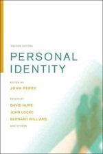 Topics in Philosophy: Personal Identity 2 by John Locke (2008, Paperback)