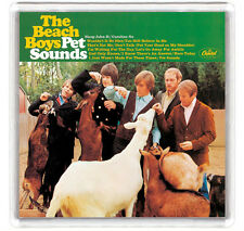 THE BEACH BOYS PET SOUNDS 1966 LP COVER FRIDGE MAGNET IMAN NEVERA