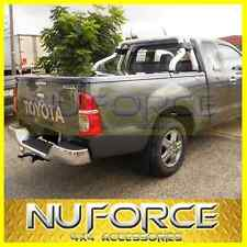 Toyota Hilux (2005-2014) Extra Cab Hard Cover / Flat Lid / Tonneau Cover