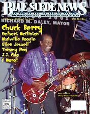 BLUE SUEDE #112  Chuck Berry, J.J. Cale, Delbert McClinton, Eilen Jewell, &More!