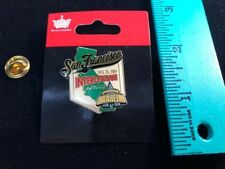 San Francisco Giants vs Anaheim Angels Interleague Series Pin - August 30, 1997