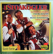 CD / DIE STOAKOGLER / GOLD SERIE / AUSTRIA / RARITÄT /