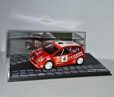 RALLY IXO DIECAST 1/43 Citroen C2 S1600 Rossetti-De Luis 2004 Targa Flor RAL085