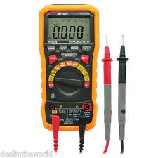 PEAKMETER PM8236 Digital Clamp Multimeter ResistanceFrequency Voltage Tester