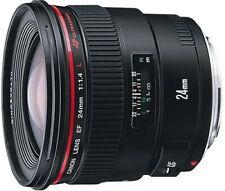 Canon Ef L Lens 24Mm F1.4L Usm