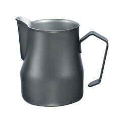 Stainless Steel Expresso Milk Frother Pitcher Latte Coffee Jug Cup 350ML~700ML