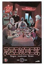 IMAGE (2017) REDNECK # 1 DONNY CATES - 2nd PRINT - UNREAD / NM+ **HOT COMIC**